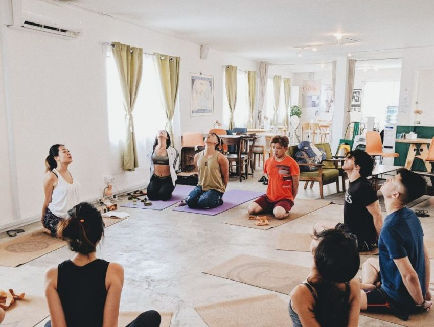 Bliss Shala | Wellness Is Personalised | Private Yoga